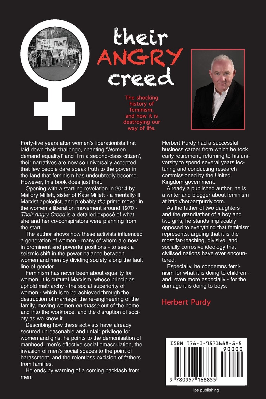 Amazon: Their Angry Creed: The Shocking History Of Feminism, And How It  Is Destroying Our Way Of Life (9780957168855): Herbert Purdy: Books