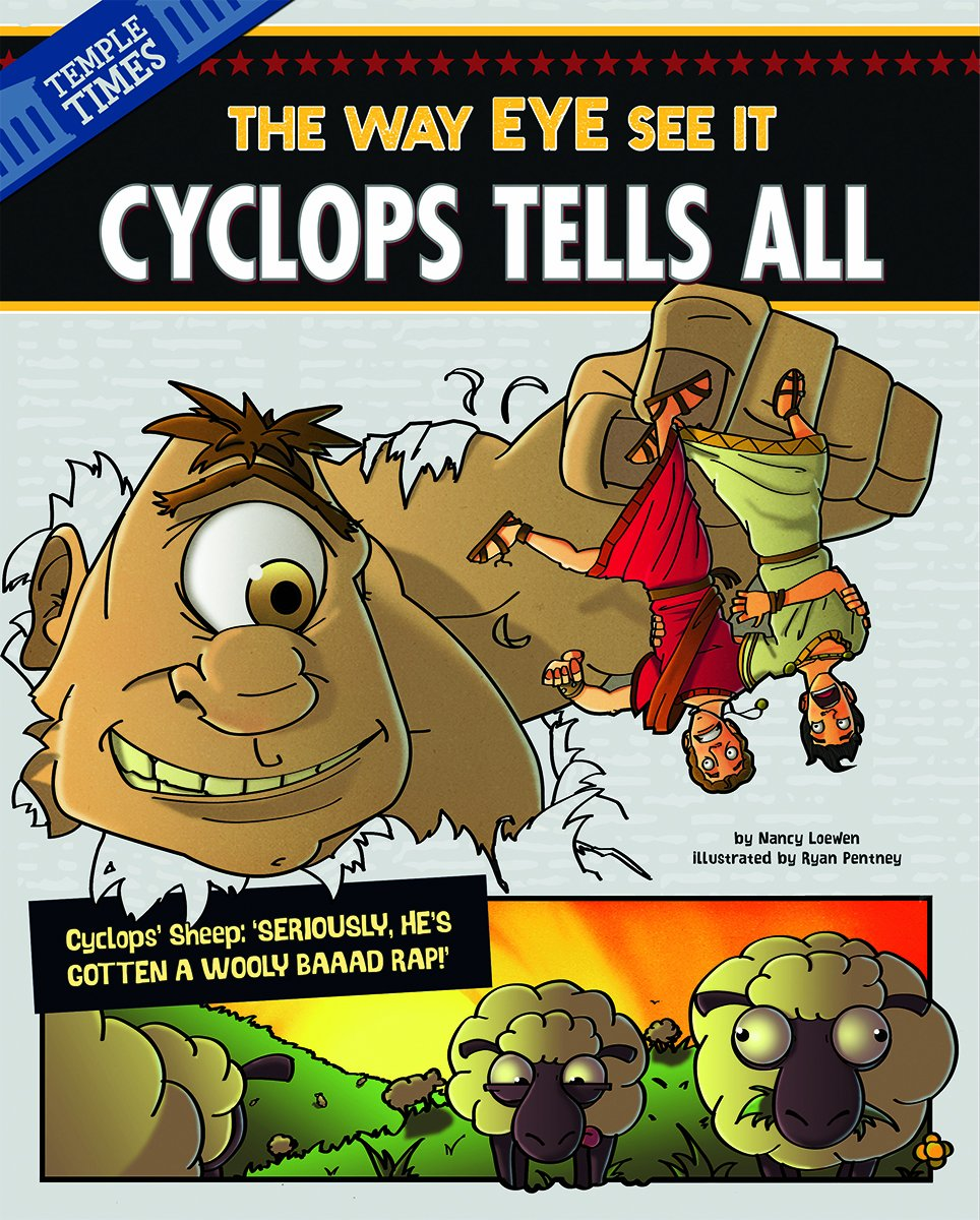 cyclops tells all the way eye see it the other side of the myth
