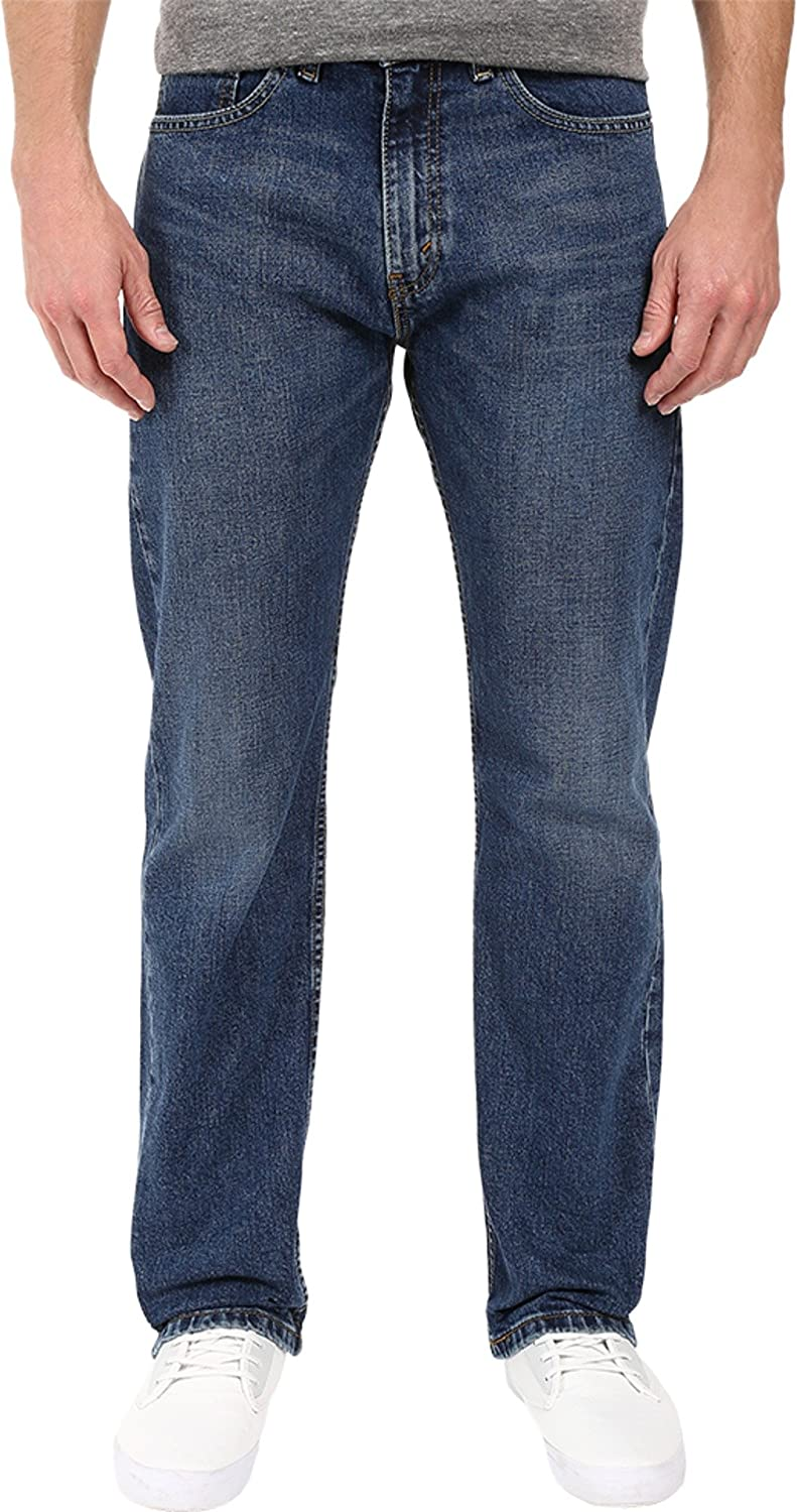 Levi's Mens Men's 505 Strong Rooster Jeans