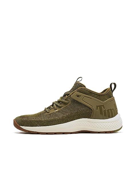 Timberland Herren Sneakers Flyroam Sprint Mid ReBOTL: Amazon