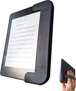 PageTurnerz 5-in-1 Paperwhite Grip Case Cover for Current Generation (10th Gen 2018) – Read in Any Position. Award Winning Design.