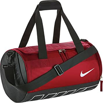Nike Alpha Adapt Drum Duffel Bag - Gym Red/Black