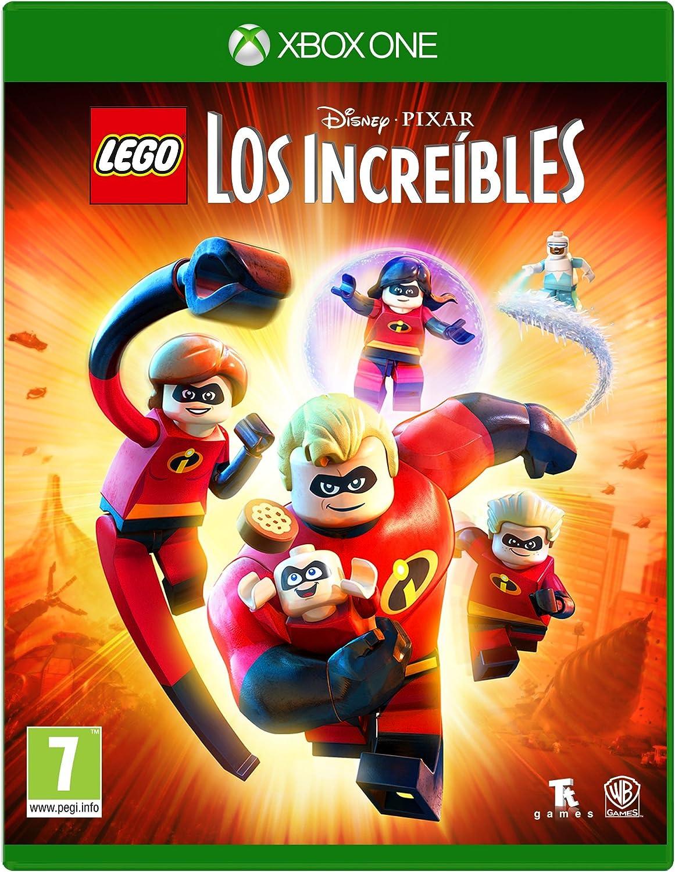 Lego Los Increíbles: Amazon.es: Videojuegos