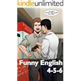 Funny English 4-5-6: Funny Mistakes Japanese Make in English (English Edition)