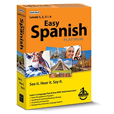 Individual Software Easy Spanish Platinum: Software