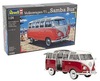 Revell 07399 VW Samba Bus Model Kit