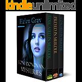 Toni Donovan Mysteries: Books 1-3