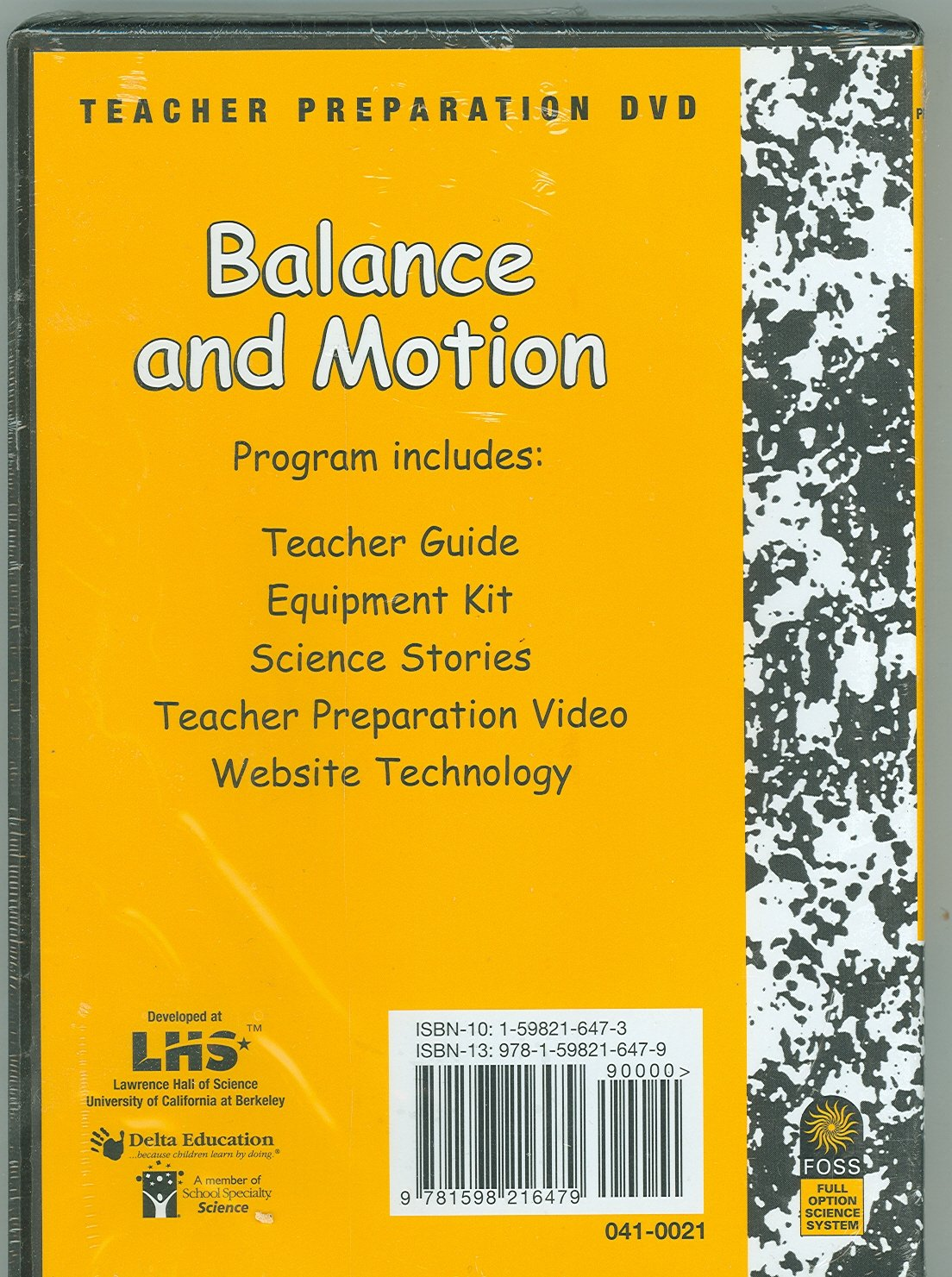 amazon com full option science system foss balance and motion rh amazon com Balance and Motion Experiments 2nd Grade Balance and Motion