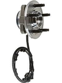 WJB WA515050HD Heavy Duty Version Heavy Duty Version Front Wheel Hub Bearing Assembly Cross Timken SP470200 Moog 515050...