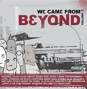 Mike Nardone Presents We Came From Beyond, Volume 2 Explicit Lyrics