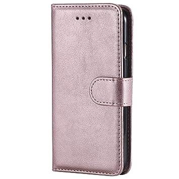 DENDICO Funda iPhone 6 6S, Ultra-Fina Flip Libro Carcasa de ...