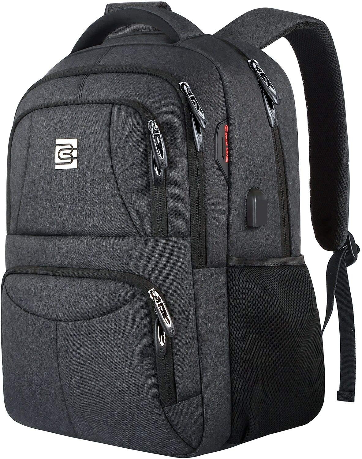 Gift Fashion Nylon Casual Business Men Laptop Bag Computer Backpack Light Lady Anti-Theft Travel Backpack