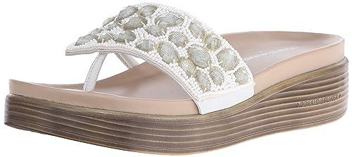 f68336068c Amazon.com: Donald J Pliner Women's FIFI17SPF1 Platform Sandal ...