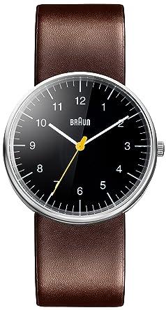 Braun BN0021BKBRG - Reloj para hombre