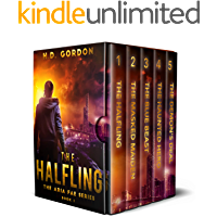 The Aria Fae Series: The Halfling, The Masked Maiden, The Blue Beast, The Haunted Hero, The Demon's Deal: Books 1-5