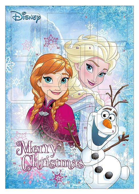 5 opinioni per Calendari dell'avvento Disney Frozen colorato