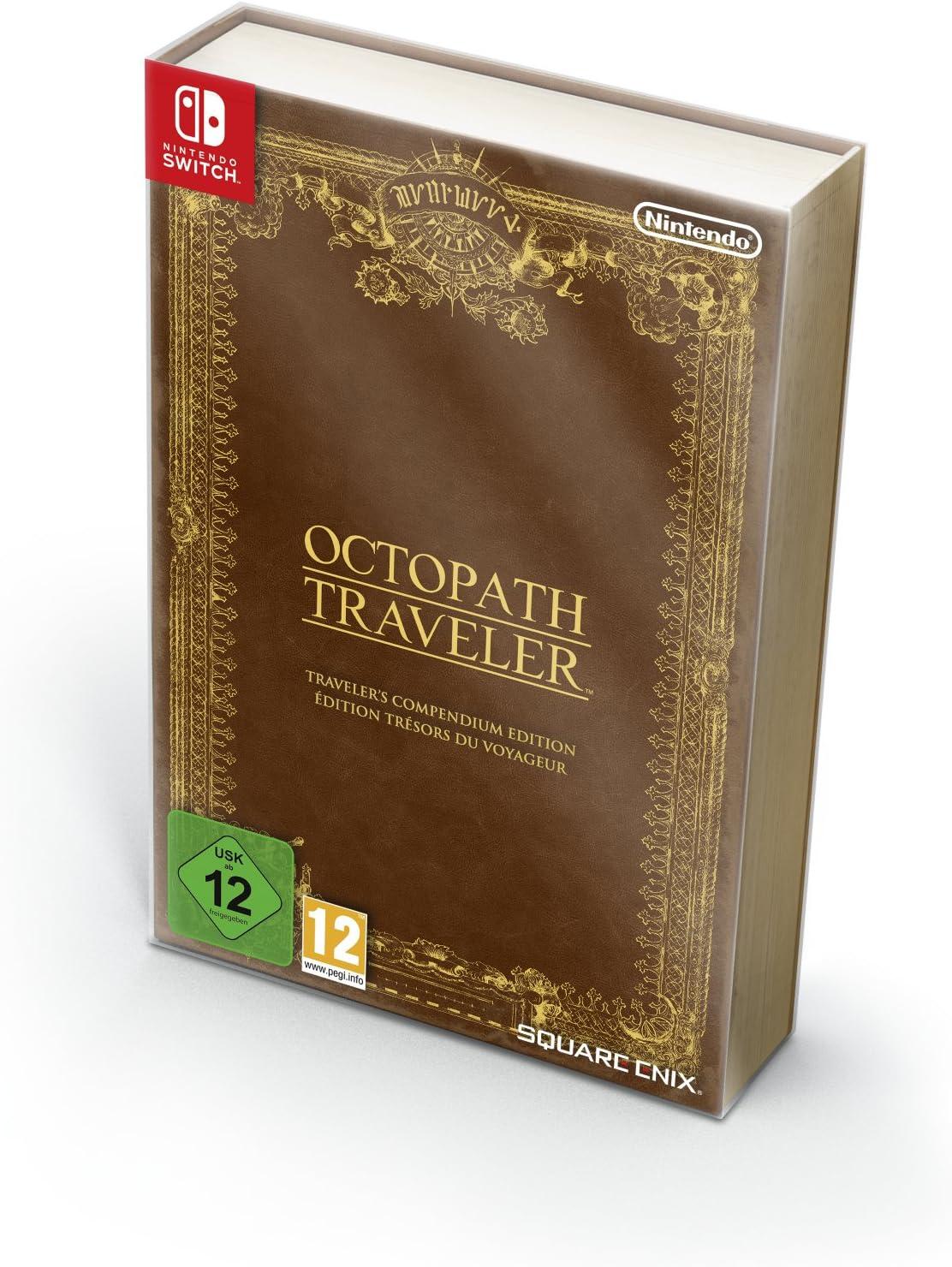 Octopath Traveler - Edición Traveler's Compendium