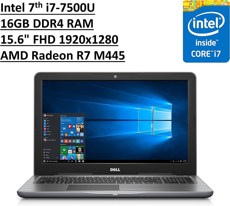 2017 Dell Inspiron 5000 i5567 15.6