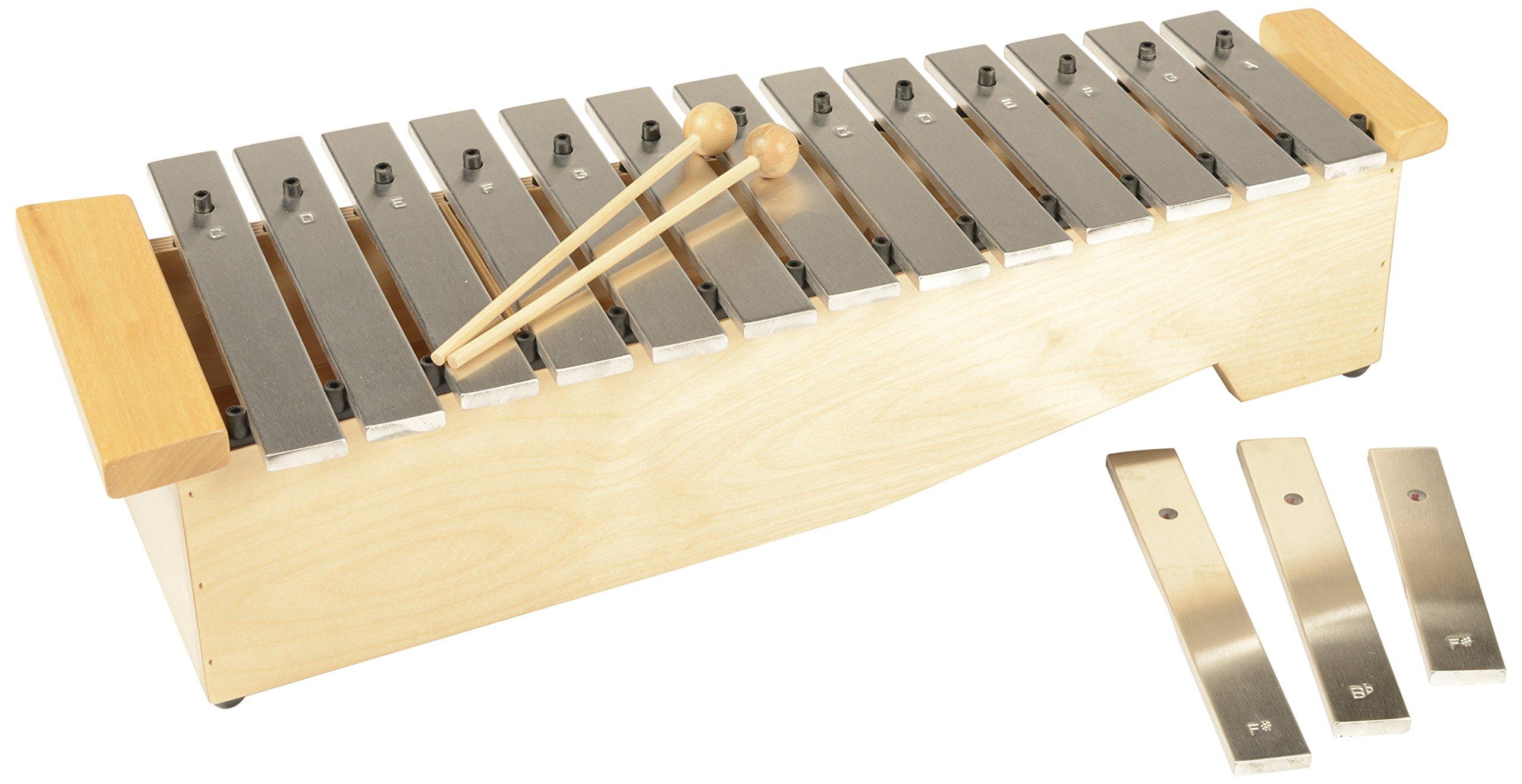 Harmony PP5017 Soprano Diatonic Metallophone by Harmony