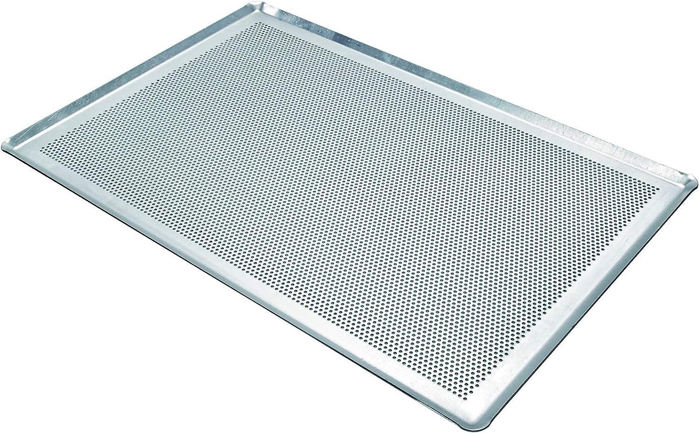 Cuisine et Talents - Lámina de aluminio perforada (60 x 40 cm), 60 ...