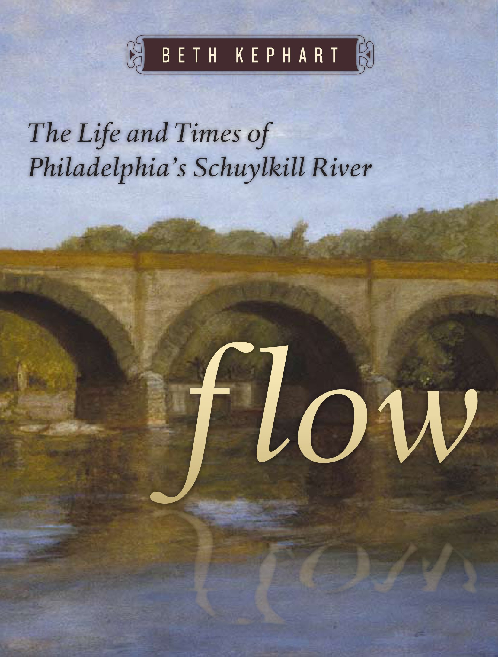 Flow: The Life and Times of Philadelphia's Schuylkill River ebook