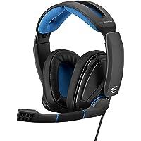 Sennheiser GSP 300 Gaming Headset,Black/Blue