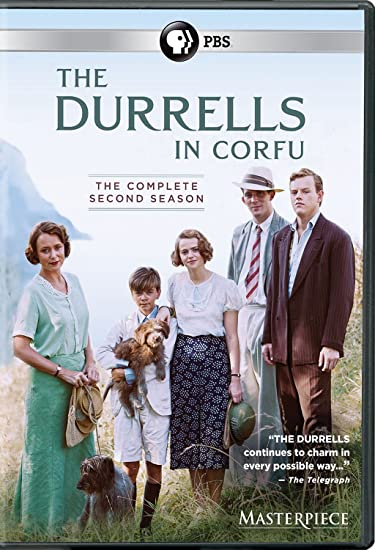Masterpiece: The Durrells in Corfu Season 2 DVD
