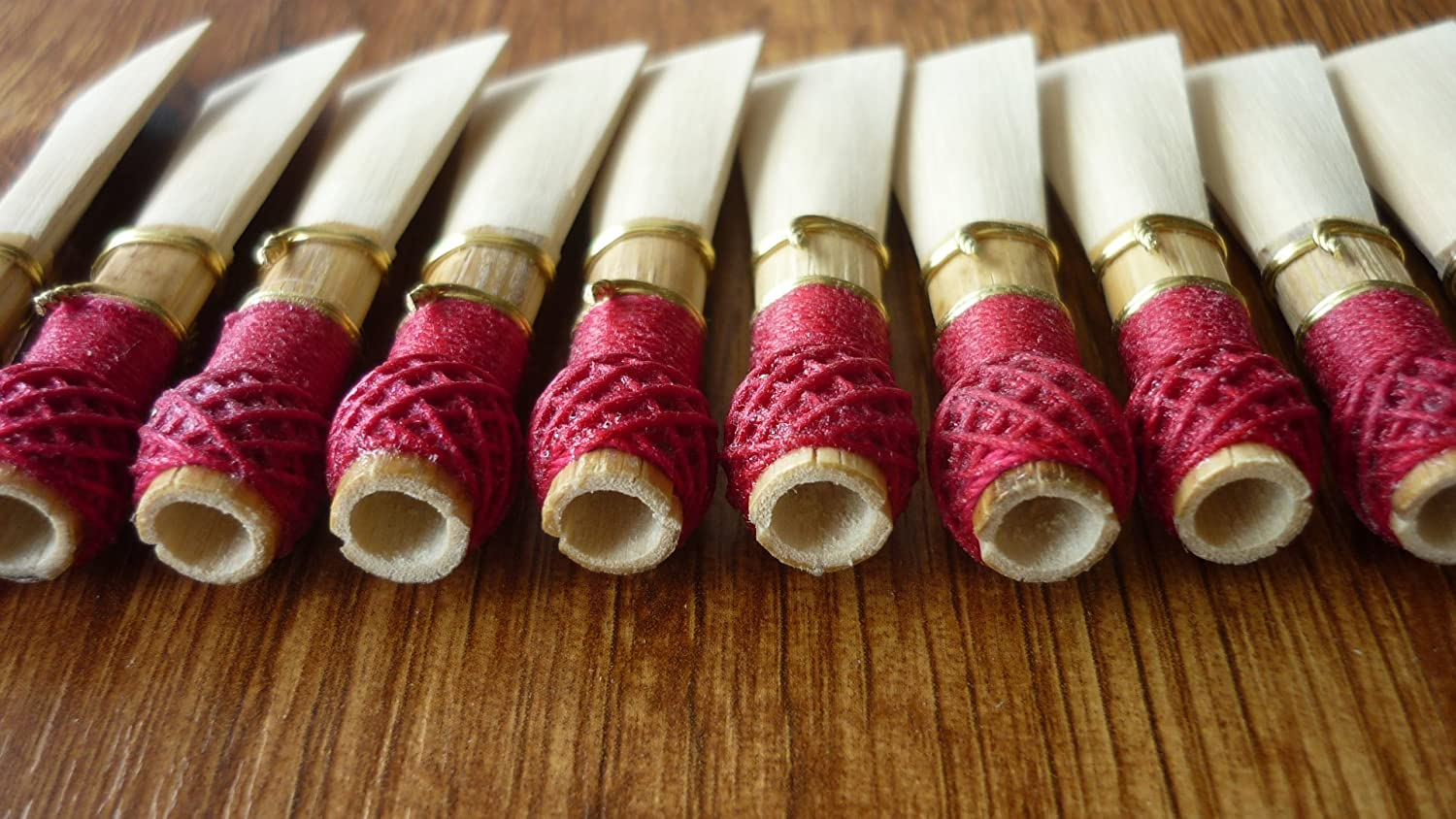 10 Bassoon Reed Blanks from Danzi canes/dukov_reeds DzF2/ 072018