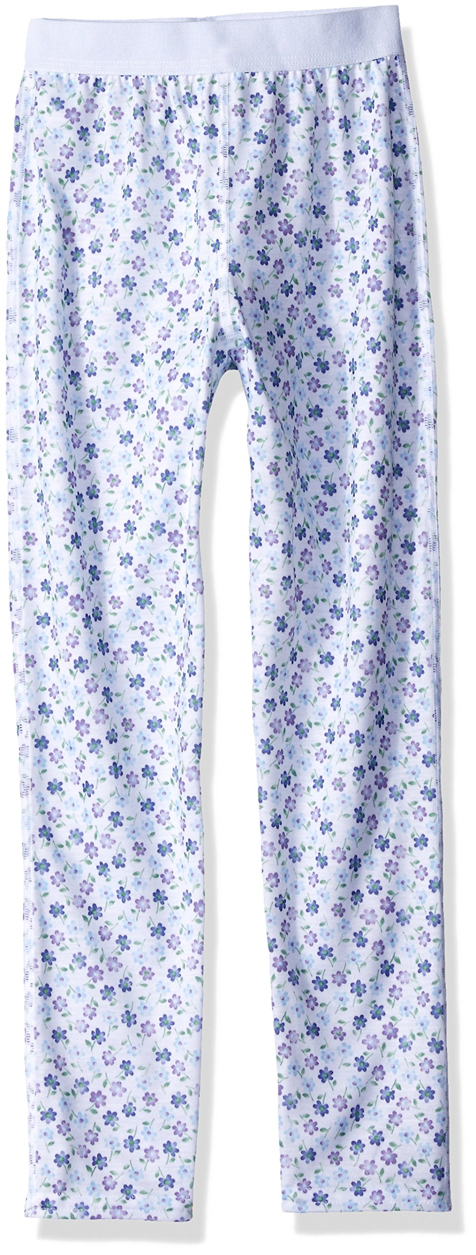 Hot Chillys Youth Pepper Skins Bottom, Daisy, Medium by Hot Chillys