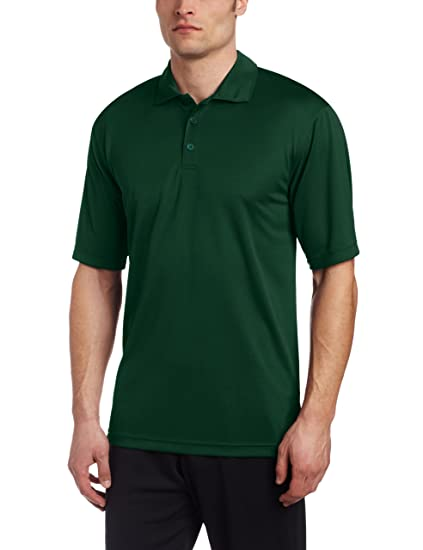 7c3b4e065 Russell Athletic Men's Dri-Power Solid Polo at Amazon Men's Clothing store:  Athletic Apparel