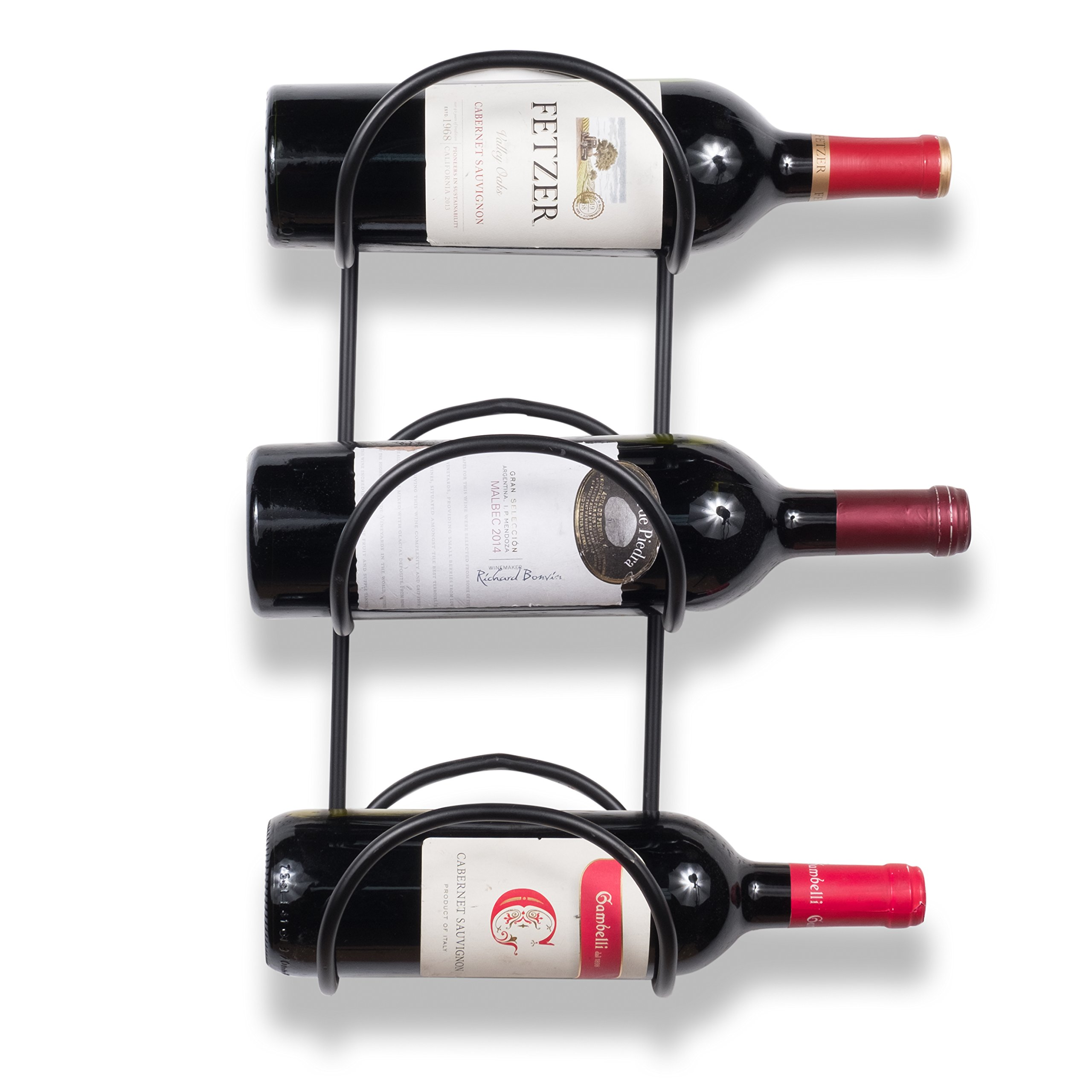 glass mounted wine the reviews wall rack mount hanging