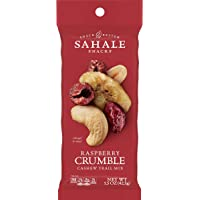 Sahale Snacks Raspberry Crumble Cashew Trail Mix, 1.5 Ounces