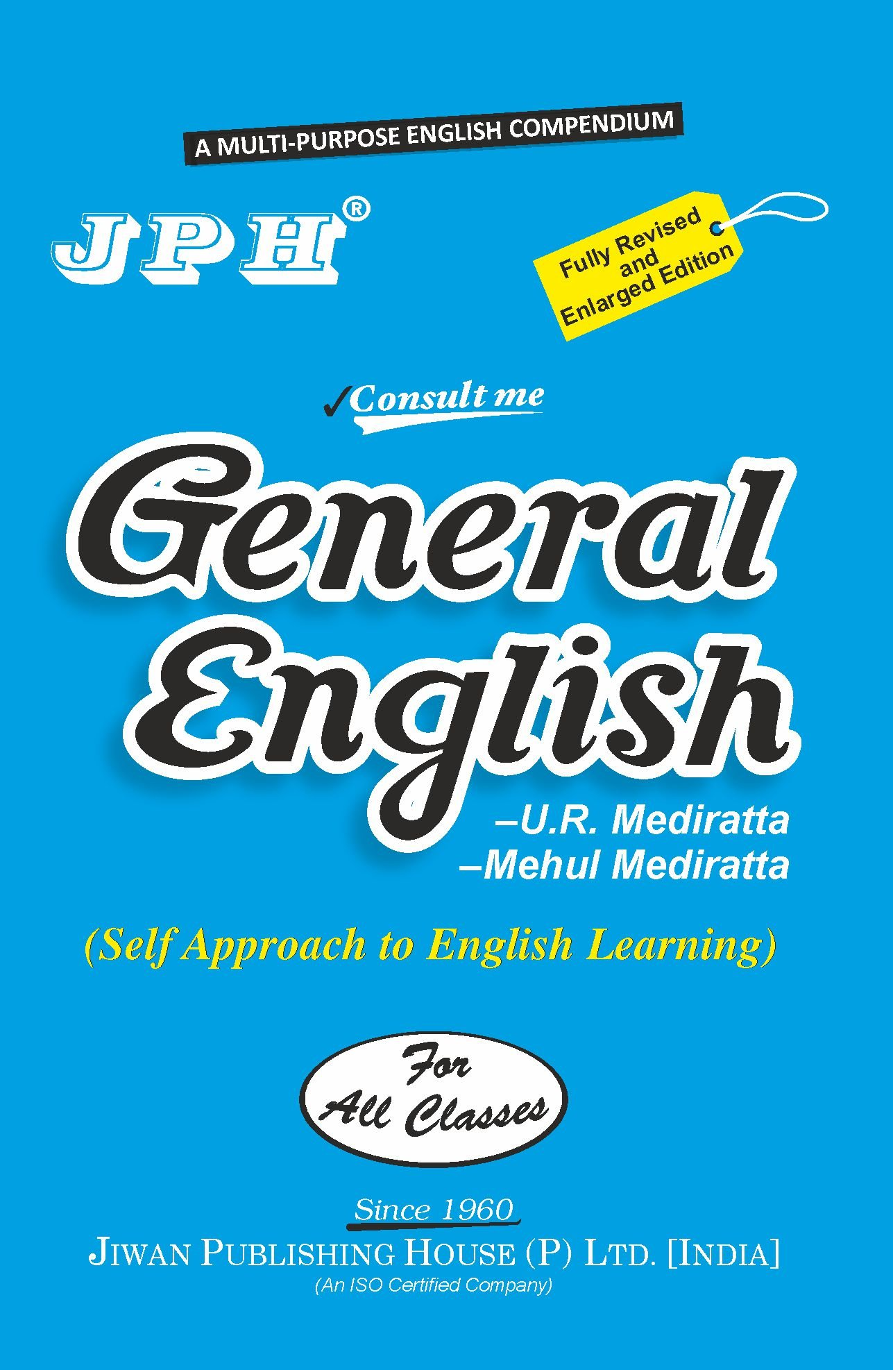 Buy General English (For All Classes) Book Online at Low