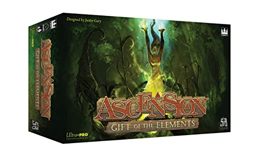 Ultra Pro UPE10080 Juego de Mesa Ascension Gift of Elements ...