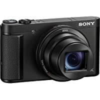 Sony DSC-HX99 Compact Digital 18.2 MP Camera with 24-720 mm Zoom, 4K and Touchpad – Black (UK version)