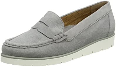 Gabor Damen Casual Slipper, grau
