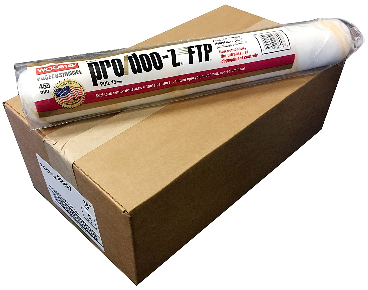 Purdy 18X3//8 Cont Roller Cover