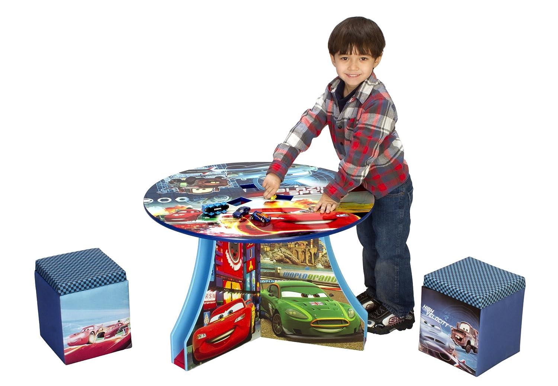 sc 1 st  Amazon.com & Amazon.com: Disney Pixar Cars Track Table and Ottoman: Toys u0026 Games