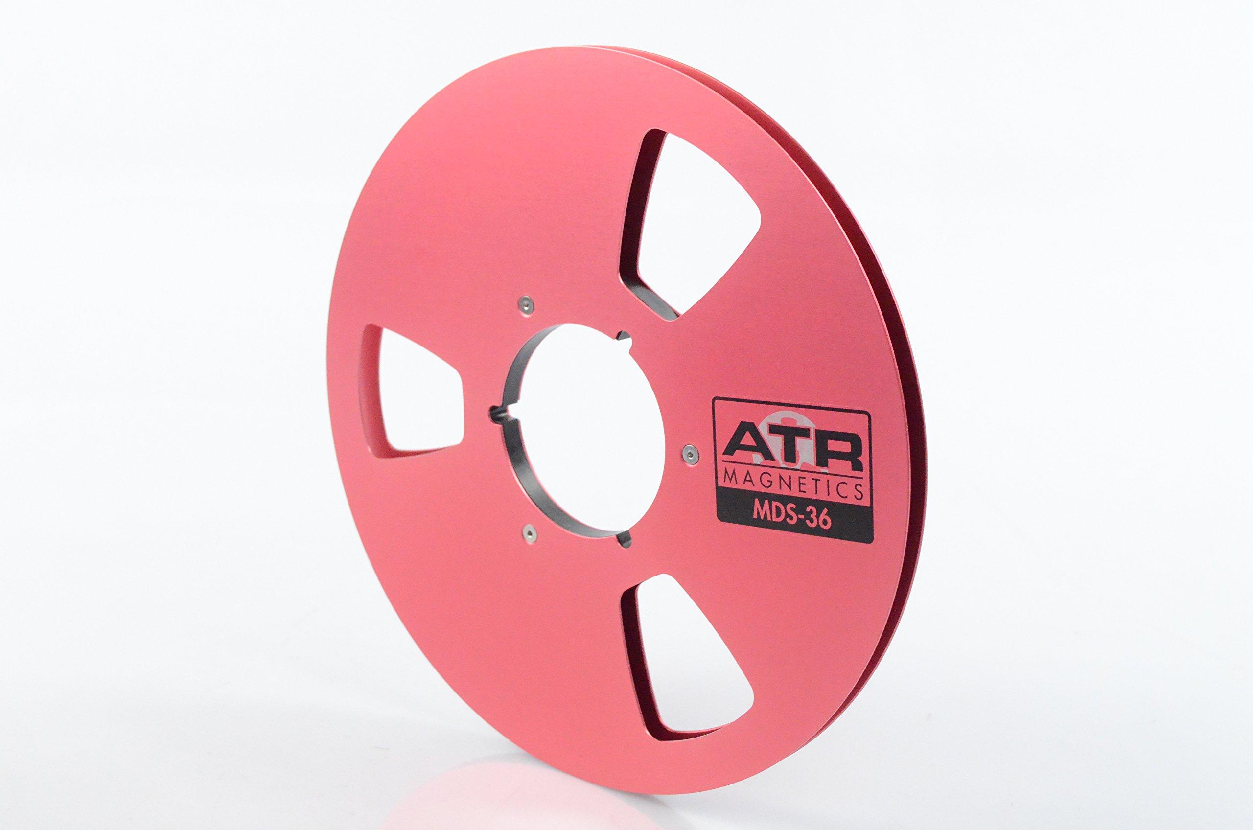 ATR Magnetics 1/4'' MDS-36 | 10.5'' Reel | Empty