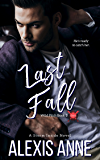 Last Fall: A Storm Inside Novel (The Wild Pitch Series Book 3)