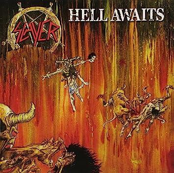 「Hell Awaits」の画像検索結果