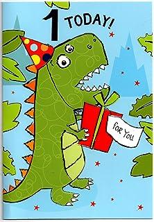 Birthday Card For One 1 Year Old Boy