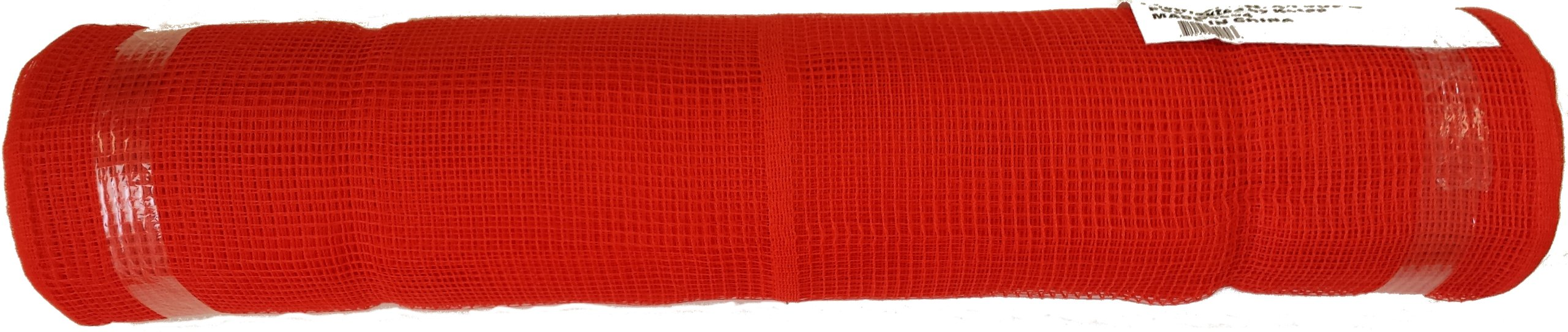 Kotap 8.5-ft x 150-ft Fire Retardant Vertical Safety Netting, High Visibility Orange, Item: SN-86150FR