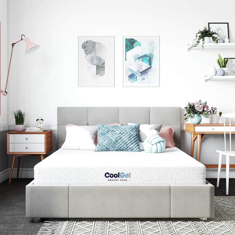 best mattress-Classic Brands Cool 6-Inch