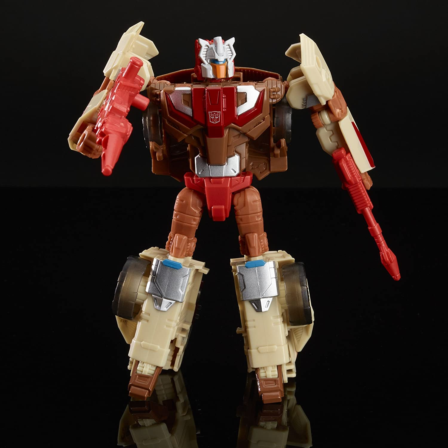 Transformers Generations Autobot Stylor and CHROMEDOME Action Figures Toy B7034 // B7762 Asst. Deluxe Class Titans Return