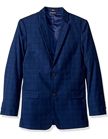 dd488e6f9 Tommy Hilfiger Boys  Patterned Blazer Jacket