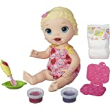 Baby Alive Super Snacks Snackin' Lily Blonde