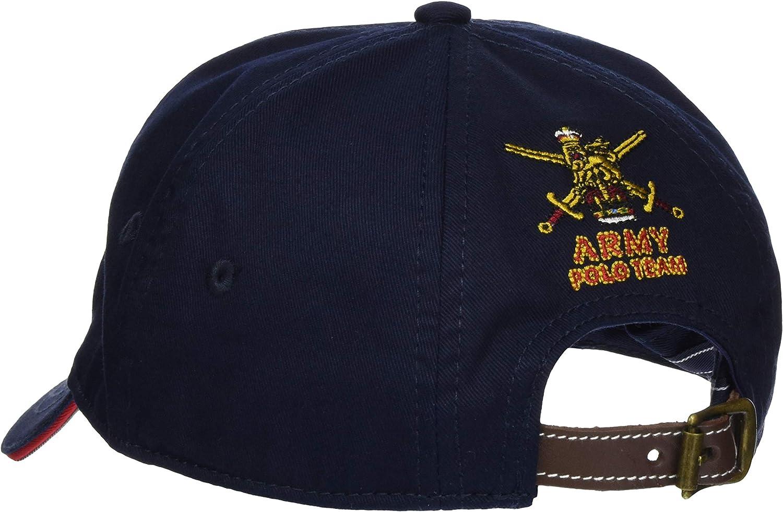 Hackett Army Polo Cap Gorra de béisbol, Azul (Navy 595), Talla ...
