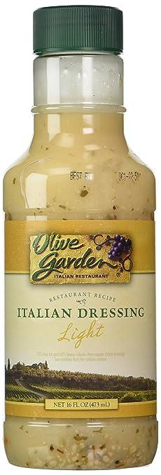 olive garden light italian dressing 16 oz pack of 2 - Olive Garden Italian Dressing