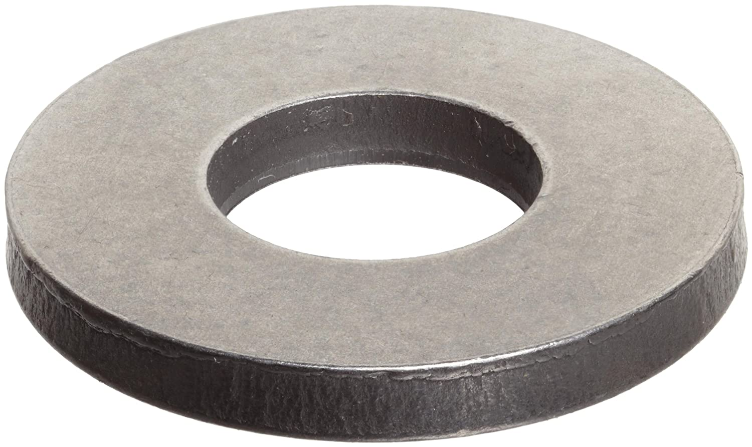 Full Hard Temper Steel Round Shim 5//8 ID 1 OD Matte Finish Pack of 10 0.007 Thickness